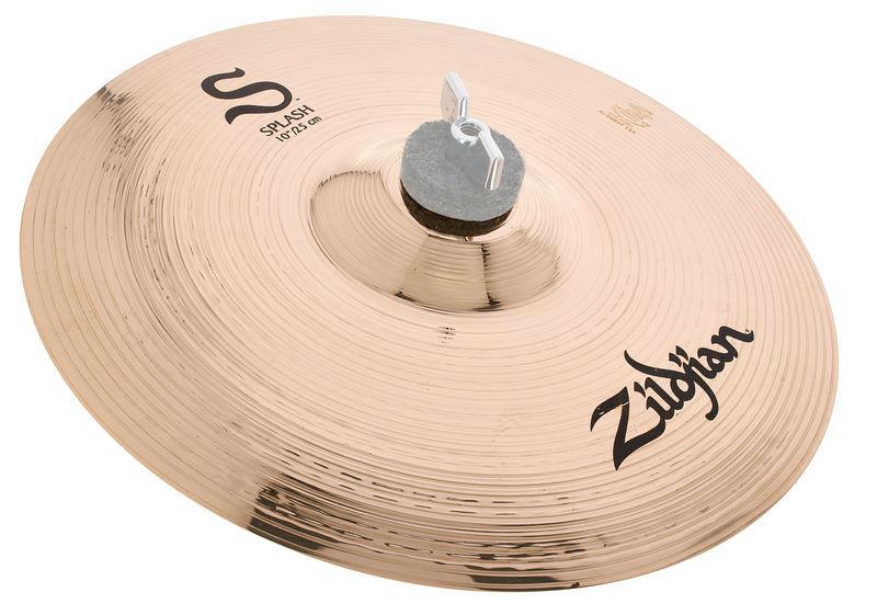 """Zildjian 10"""" S Series Paper Thin Splash"""