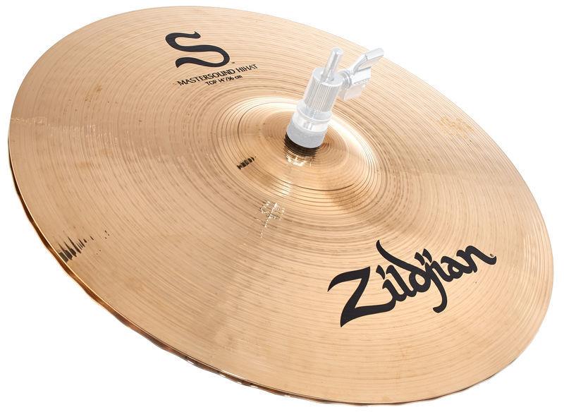 """Zildjian 14"""" S Series Mastersound HiHat"""