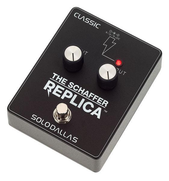 SoloDallas Schaffer Replica TSR