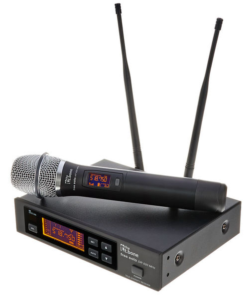 the t.bone free solo HT 520 MHz