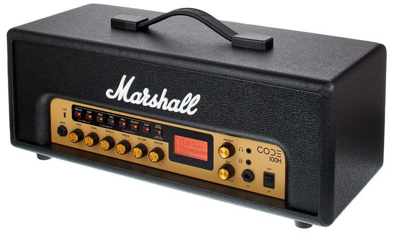 Marshall Code 100 Head