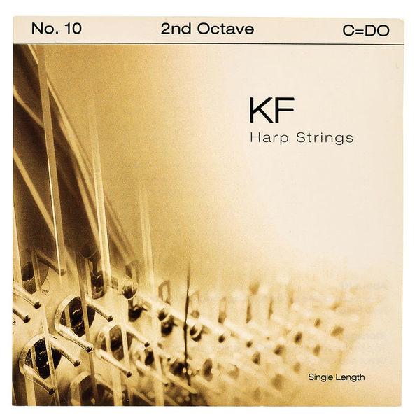 Bow Brand KF 2nd C Harp String No.10