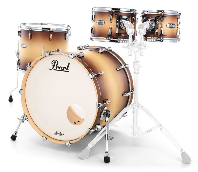 Pearl Masters Maple Compl. Std. #351