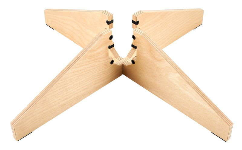 Paetzold by Kunath Cross Stand for Contrabass
