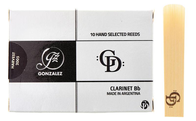 Gonzalez GD Bb Clarinet 2.75