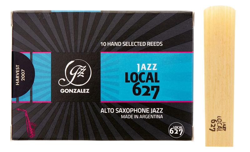 Gonzalez Local 627 Alto Saxophone 1.5