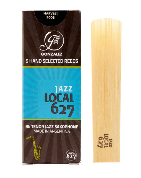 Gonzalez Local 627 Tenor Sax 2.5