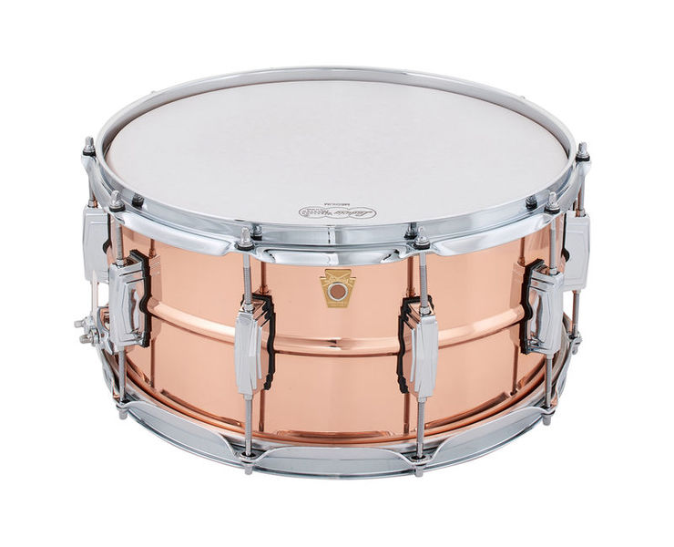 "Ludwig 14""x6,5"" Copper Phonic"