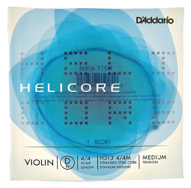 Daddario Helicore Violin D 4/4 medium