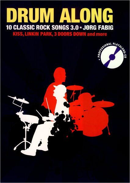Bosworth Drum Along 10 Classic Rock 3.0