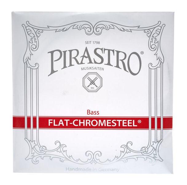 Pirastro Flat-Chromesteel A Bass medium