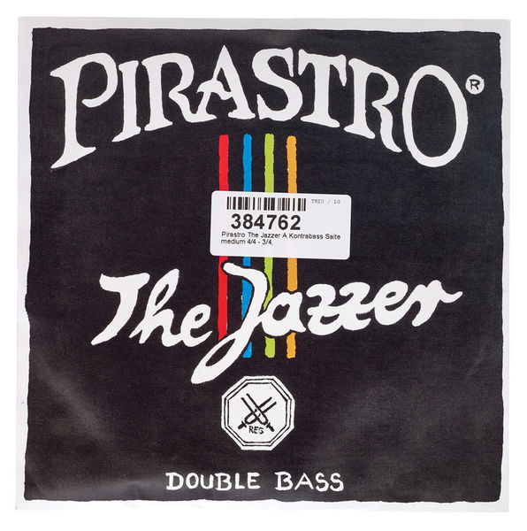 Pirastro The Jazzer A Bass medium