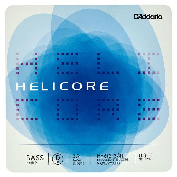 Daddario HH612-3/4L Helicore Bass D L