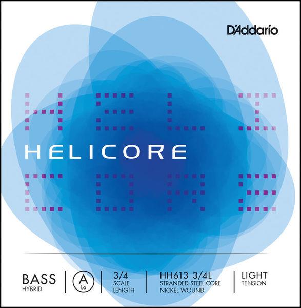 Daddario HH613-3/4L Helicore Bass A L