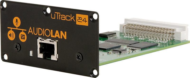 Cymatic Audio Audiolan Option Card