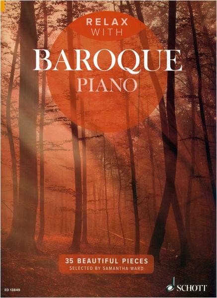 Schott Relax Baroque Piano