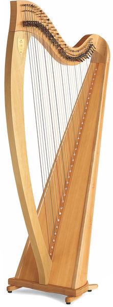 Lyon & Healy Ogden Lever Harp 34 Str. NA