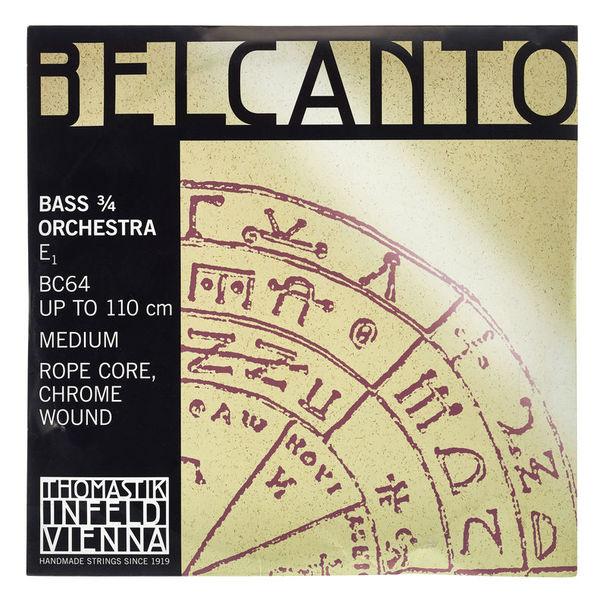 Thomastik Belcanto E Double Bass 3/4