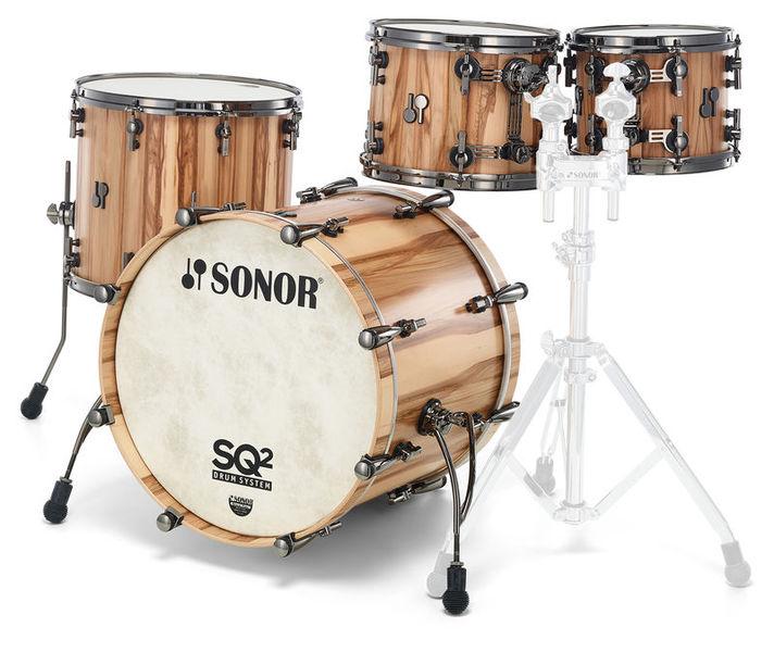 Sonor SQ2 Set Maple American Walnut