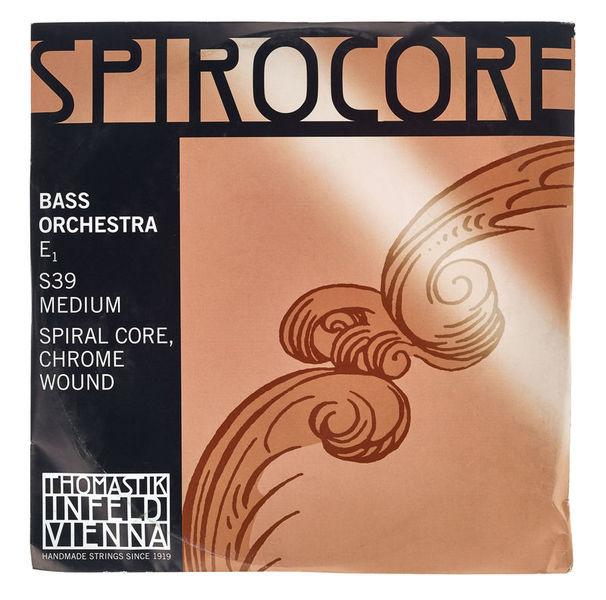Thomastik Spirocore E Bass 4/4 medium