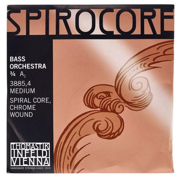 Thomastik Spirocore A Bass 3/4 medium