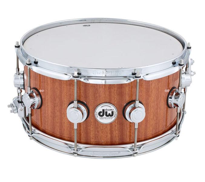 """DW 14""""x6,5"""" Cherry/Mahogany Snare"""