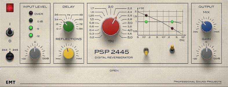 PSP Audioware 2445