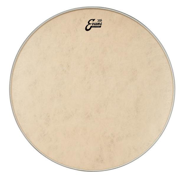"Evans 26"" Calftone Bass Drum"