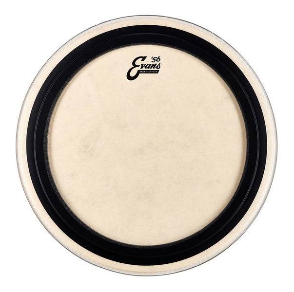 "Evans 18"" EMAD Calftone Bass Drum"