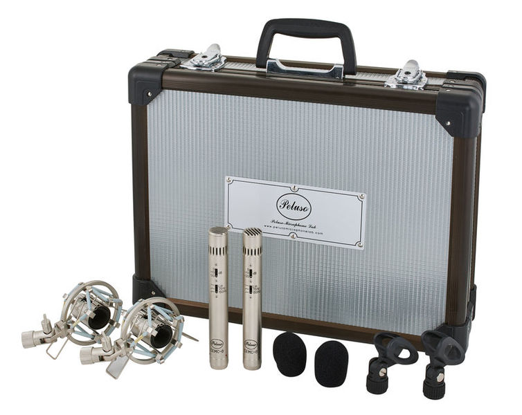 Peluso CEMC6 Stereo Kit