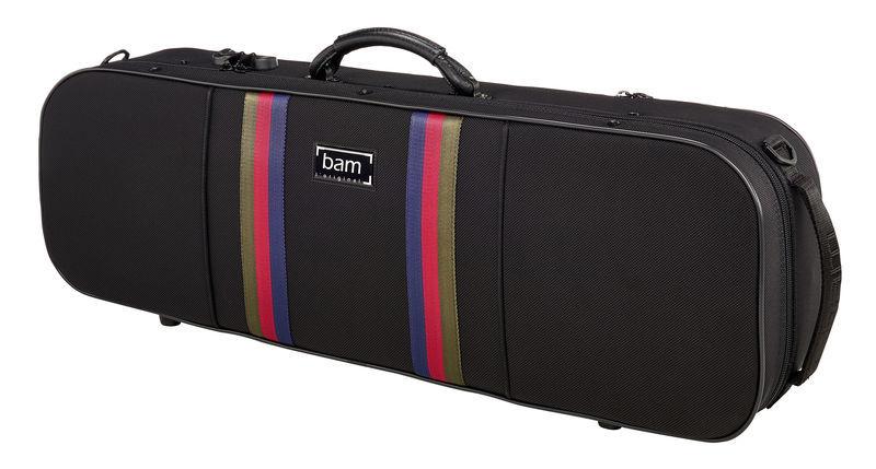 bam SG5001SN Violin Case Black