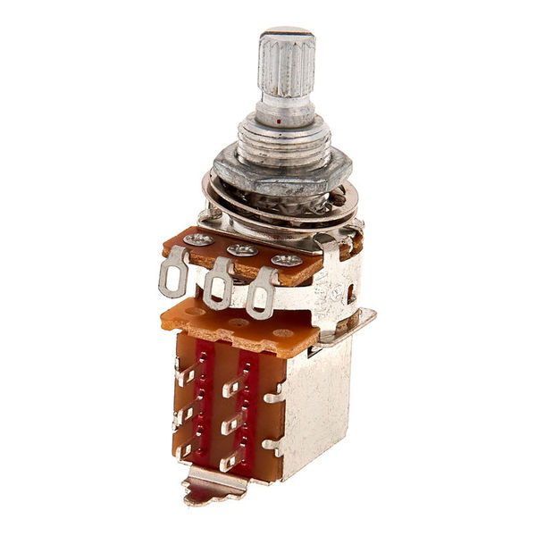 Allparts Audio Taper 500k Push/Pull Pot