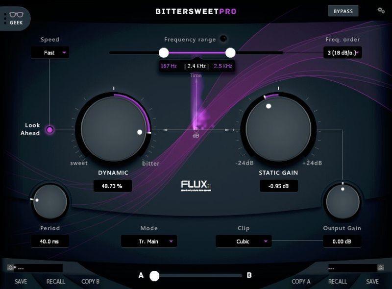 Flux BitterSweet Pro v3