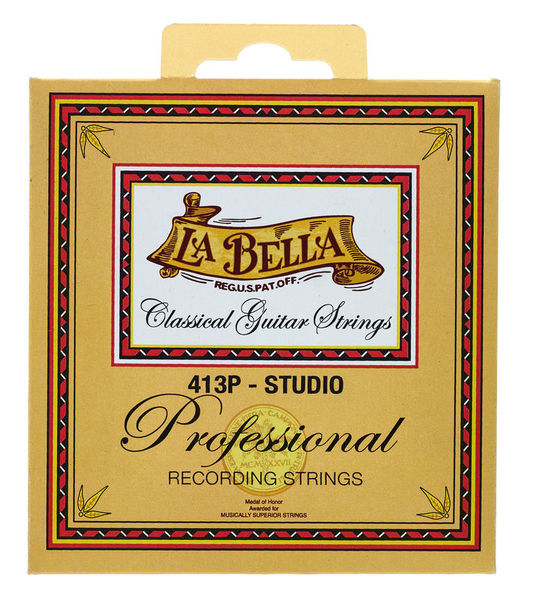 La Bella 413P Professional Studio Set
