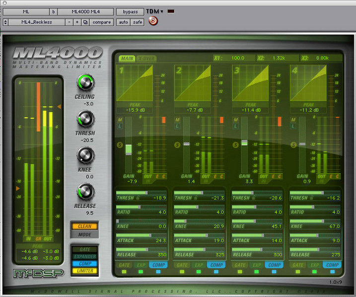 McDSP ML4000 HD