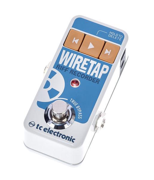 tc electronic Wiretap