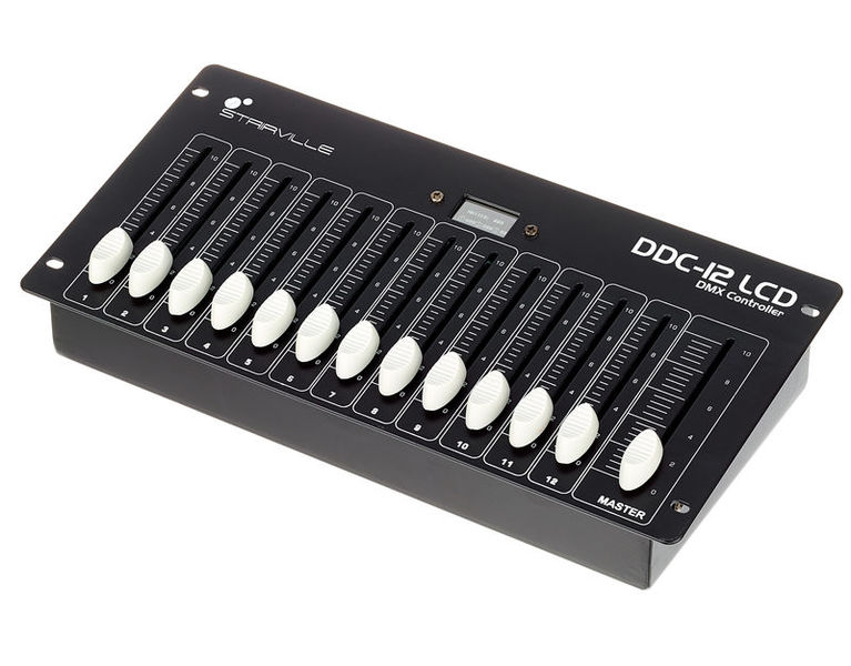 Stairville DDC-12 LCD DMX Controller