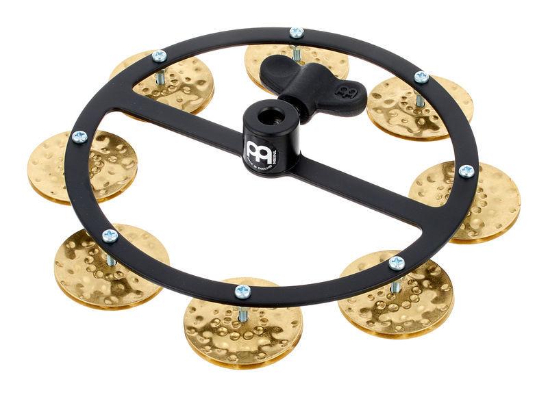 Meinl HTHH1B-BK Hi-Hat Tambourine