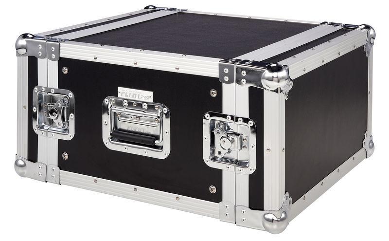Flyht Pro Rack 6U Double Door Profi