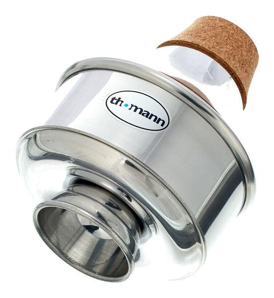 Thomann Trumpet Wah-Wah Aluminium