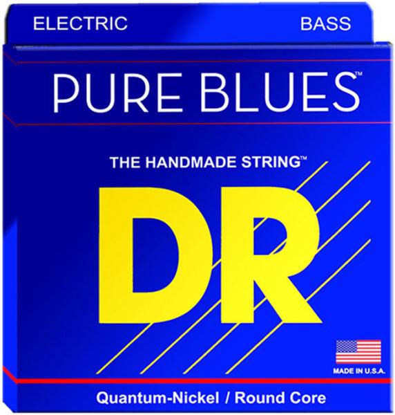 DR Strings Pure Blues Bass 4 Wooten 40/95
