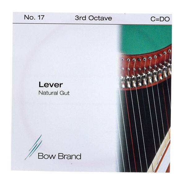 Bow Brand NG 3rd C Gut Harp String No.17