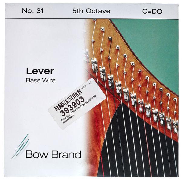 Bow Brand BW 5th C Harp Bass Wire No.31