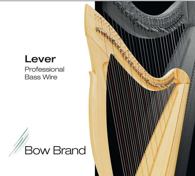 Bow Brand BWP 5th C Harp Bass Wire No.31