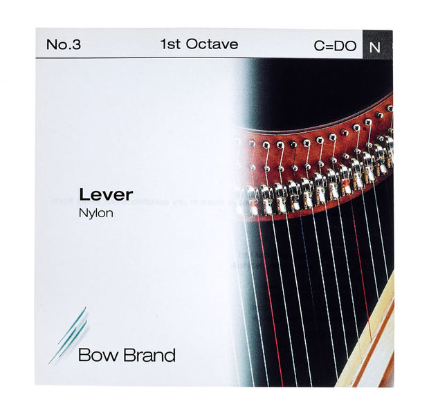 Bow Brand Lever 1st C Nylon String No.3