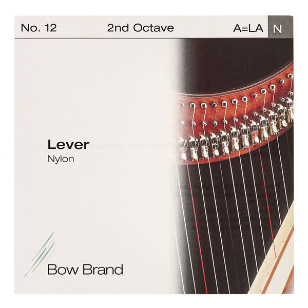 Bow Brand Lever 2nd A Nylon String No.12