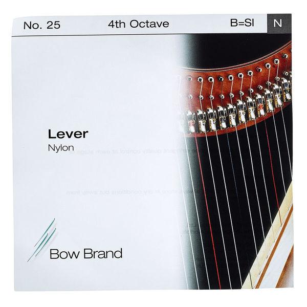 Bow Brand Lever 4th B Nylon String No.25