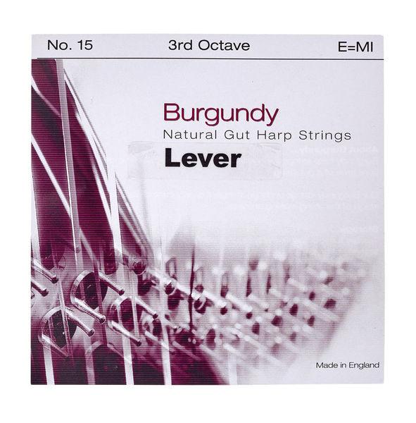 Bow Brand Burgundy 3rd E Gut Str. No.15