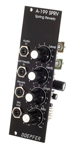 Doepfer A-199 Spring Reverb Module VE