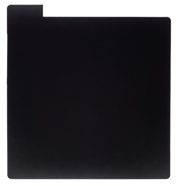 Glorious PVC Vinyl Divider black